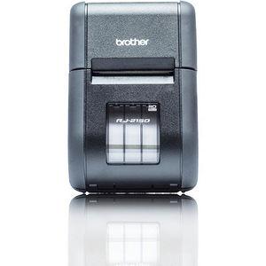 Brother RJ2150 RuggedJet Direct Thermal Printer - Monochrome - Label/Receipt Print