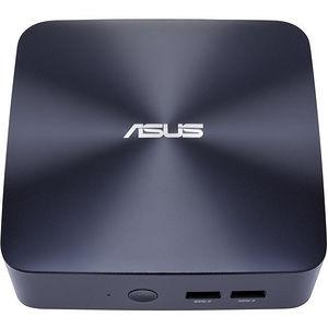 ASUS UN65U-M179M VivoMini Mini PC - Intel Core i5-7200U 2.50 GHz - 8 GB DDR4 SDRAM - Midnight Blue