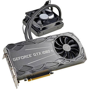 EVGA 11G-P4-6698-KR GeForce GTX 1080 Ti Graphic Card - 1.57 GHz Core - 11 GB GDDR5X
