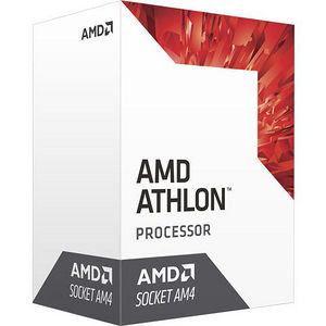 AMD AD9600AGABBOX A8-9600 4 Core 3.10 GHz Processor - Socket AM4