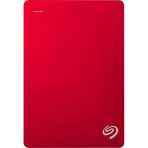 Seagate STDR5000103 Backup Plus 5 TB External Hard Drive - Red