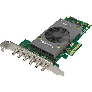 Magewell 11800 Flex I/O SDI 4i2o 4-channel 2K Capture +2-channel 2K Playback Card