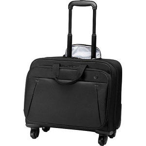 "HP 2SC68AA Carrying Case (Roller) for 17.3"" Notebook - Black"