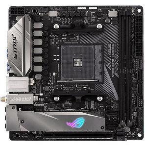 ASUS ROG STRIX X370-I GAMING Desktop Motherboard - AMD Chipset
