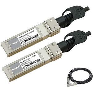 C2G CBL10GSFPDAC10-LEG SFP+ Network Cable