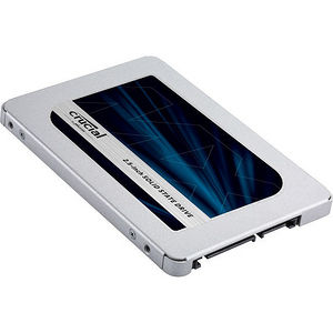 """Crucial CT2000MX500SSD1 MX500 2 TB Solid State Drive - SATA (SATA/600) - 2.5"""" Drive - Internal"""