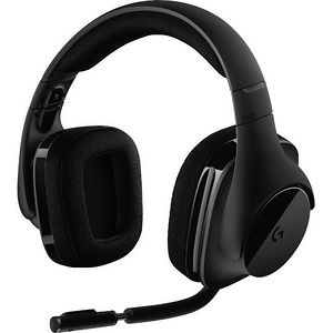 Logitech 981-000632 G533 Wireless Dts 7.1 Surround Gaming Headset