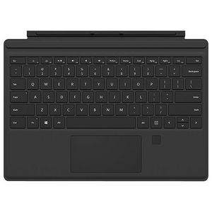 Microsoft V4M-00001 Keyboard/Cover Case Tablet - Black