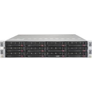 Exxact TensorEX TS2-212081-MUL 2U 4x node server - 2x Intel Xeon per node - MultiMechanics solution