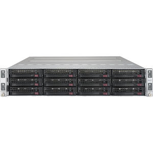 Exxact TensorEX TS2-288590-AES 2U 4x node server - 2x AMD EPYC processor per node