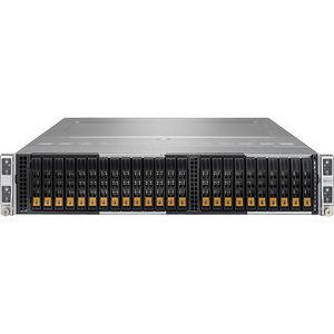 Exxact TensorEX TTT-1233211 2U 4x node server - 2x Intel Xeon processor per node