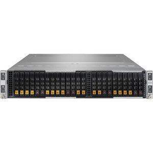 Exxact TensorEX TTT-1233213 2U 4x node server - 2x Intel Xeon processor per node