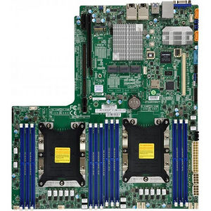 Supermicro MBD-X11DDW-L-O X11DDW-L Server Motherboard - Intel Chipset - LGA-3647 - 1 x Retail Pack