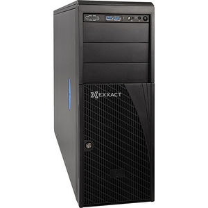 Exxact TensorEX TWS-672492 2x Intel Xeon processor workstation