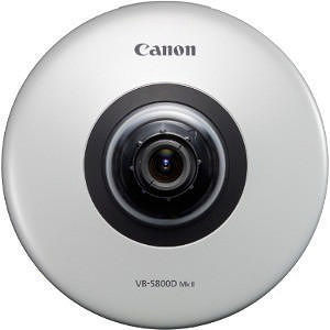 Canon 2552C001 VB-S800D Mk II 2.1 Megapixel Network Camera - Color, Monochrome