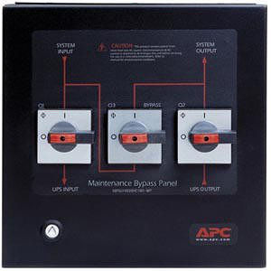 APC SBPSU10K20HC1M1-WP Smart-UPS VT Maintenance Bypass Panel 10