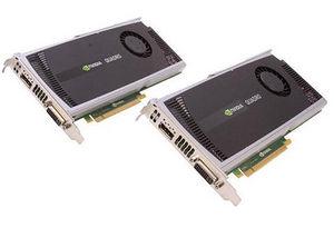 PNY VCGPU4KMAC-PCK Quadro 4000 Graphic Card - 2 GPUs - 2 GB GDDR5
