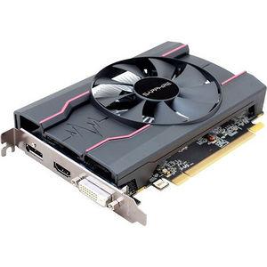 Sapphire 11268-15-20G Pulse Radeon RX 550 Graphic Card - 1.07 GHz Boost Clock - 4 GB GDDR5
