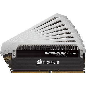 Corsair CMD64GX4M8A2400C14 Dominator Platinum Series 64GB (8 x 8GB) DDR4 DRAM 2400MHz C14 Memory