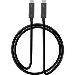 SIIG CB-TB0011-S1 Thunderbolt 3 40Gbps Active Cable - 1M
