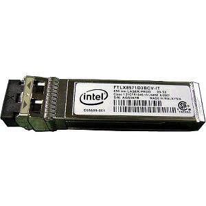 Dell 407-BBVJ SFP+, SR, Optical Transceiver, Intel, 10Gb-1Gb