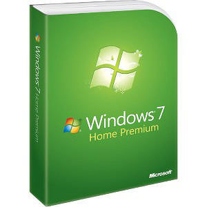 Microsoft GFC-00019 Windows 7 Home Premium Edition OS