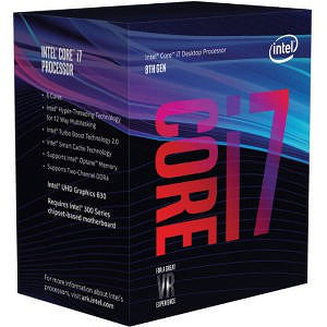 Intel BX80684I78700 Core i7 i7-8700 6 Core 3.20 GHz Processor - Socket H4 LGA-1151