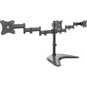 Diamond DMTA310 Ergonomic Articulating Triple Arm Display Table Top Mount