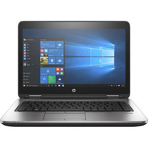 "HP 3RU65UT#ABA ProBook 640 G3 14"" LCD Notebook - Intel Core i5-7200U 2 Core - 8GB SDRAM - 500GB HDD"