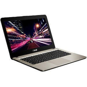 "ASUS F441BA-DS94 VivoBook 14 14"" LCD Notebook - AMD A-Series A9-9420 2 Core 3 GHz - 8 GB DDR4 SDRAM"