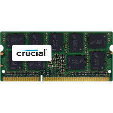 Crucial CT51272BA186DJ 4GB, 240-pin DIMM, DDR3 PC3-14900 Memory Module