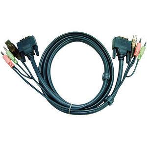 ATEN 2L7D03UI KVM Cable
