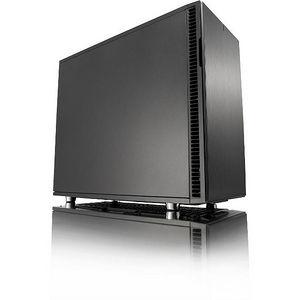 Fractal Design FD-CA-DEF-R6-GY-TG Define R6 Computer Case - Mid-tower - Gunmetal, Silver