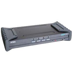 ATEN CS1184 4-Port USB DVI Secure KVM Switch