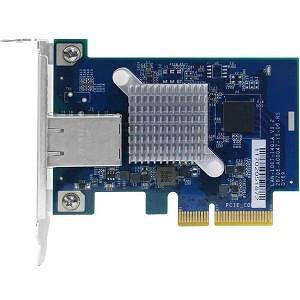 QNAP LAN-10G1TA Single-Port 10GBe Network Expansion Card, PCIE GEN2