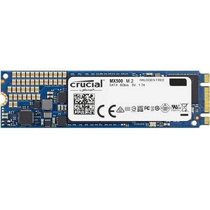 Crucial CT250MX500SSD4 MX500 250 GB M.2 2280 Internal SATA SSD