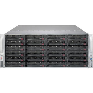 Exxact TensorEX TTT-1687146 4U 2x Intel Xeon processor storage server