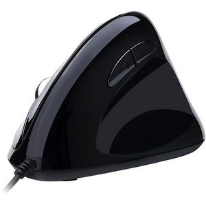 Adesso iMouse E7 Left-Handed Vertical Programmable Gaming Mouse
