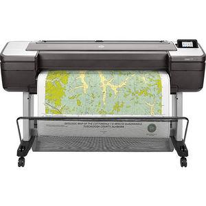 "HP 1VD87A#B1K Designjet T1700 PostScript Inkjet Large Format Printer - 44"""