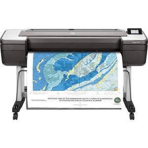 "HP 1VD88B#BCB Designjet T1700dr PostScript Inkjet Large Format Printer - 44"""