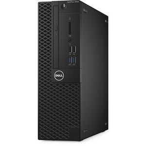 Dell 80KYH OptiPlex 3000 3050 Desktop Computer - Intel Core i5-6500 3.20GHz - 8GB SDRAM - 500GB HDD