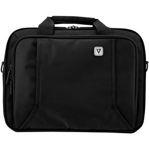 "V7 CCP16-BLK-9N PROFESSIONAL Carrying Case (Briefcase) for 16"" Notebook, Smartphone, Accessories"