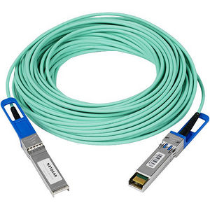 Netgear AXC7620-10000S 20m Direct Attach Active Optical SFP+ DAC Cable (AXC7620)