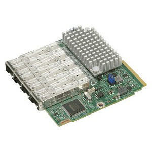 Supermicro AOC-MTG-I4S-O 4-Port 10 Gigabit Ethernet Adapter