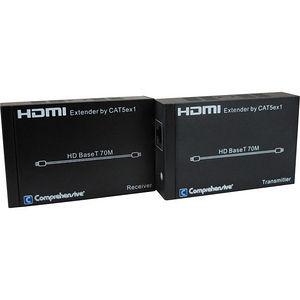 Comprehensive CHE-HDBT200 Pro AV/IT HDBaseT Extender over CAT5e/6/7 - 230 ft Range