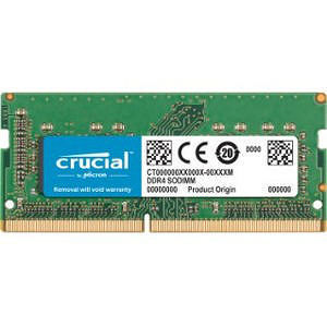 Crucial CT8G4S24AM 8GB DDR4 SDRAM Memory Module - Non-ECC - Unbuffered