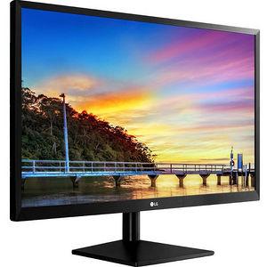 "LG 27BK400H-B 27"" Full HD LED LCD Monitor - 16:9 - Black"