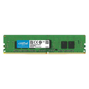 Crucial CT4G4WFS8266 4GB DDR4-2666 ECC UDIMM - ECC - Unbuffered