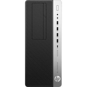 HP 3XC23UT#ABA EliteDesk 800 G3 Desktop Computer - Intel Core i7-7700 3.60GHz - 8GB SDRAM - 1TB HDD