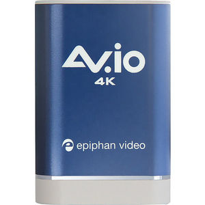 Epiphan ESP1360 AV.io 4K USB Video Grabber